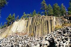 Visit Devils Postpile National Monument, California:TripBucket - We want You to DREAM BIG!