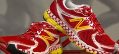 Disney Memories Inspire New runDisney Shoe  With these I may just start running...jogging...walking faster.