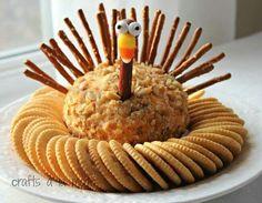 Cute idea for Thanksgiving.
