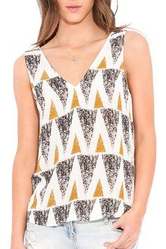 Wish fashion label clothing Slate Tank - Womens Tanks at Birdsnest