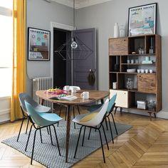 Muebles y decoración de estilo vintage y retro   Maisons du Monde