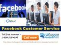 If you haven't heard about our Facebook Customer Service, then you are one stop away from getting the optimized solution for your Facebook problems. But, don't worry! You are still having enough time to wipe out your Facebook issues. But for that, you are suggested to give our techies a call on the number 1-850-316-4893. http://www.mailsupportnumber.com/facebook-technical-support-number.html
