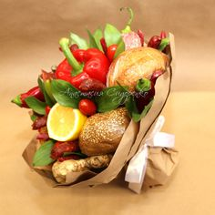 Gallery.ru / Фото #36 - Букеты из овощей - AnastasiyaSidorenko