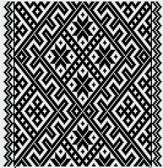Bunad, Smykker, vev & rosemaling: Bunad Hardanger Embroidery, Folk Embroidery, Cross Stitch Embroidery, Embroidery Patterns, Tapestry Crochet Patterns, Lace Patterns, Beading Patterns, Knitting Charts, Knitting Stitches