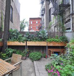 Jynne & Louie's Small & Colorful Brooklyn Duplex