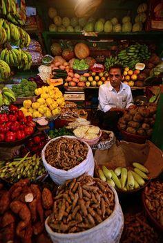Dadar Market - Mumbai, India
