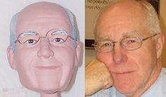 Incredible custom bobblehead retirement gift