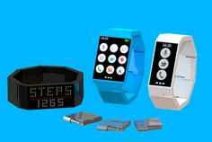 Inspired By Google's Project Ara, A U.K. Team Is Now Working On A Modular Smartwatch   TechCrunch