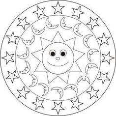 Las 27 Mejores Imágenes De Mandalas Para Niños Mandalas