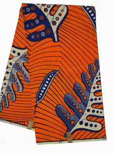 African Textiles, African Fabric, African Prints, Style Africain, Haida Art, African Design, African Style, Textile Patterns, Floral Patterns