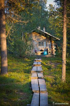 Luirojärvi in Urho Kekkonen national park, Lapland Beautiful World, Beautiful Places, Sauna Design, Finnish Sauna, Lapland Finland, Lappland, Cabins And Cottages, Cabins In The Woods, Wonders Of The World