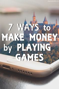I'm a gamer, so when I heard that there were ways to earn money by playing games, I was sold. Here are 7 ways I make extra money just by playing games.