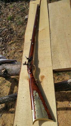 Flintlock Revolver, Flintlock Rifle, Black Powder Guns, Rifle Stock, Longhunter, Long Rifle, Fur Trade, Mountain Man, Guns And Ammo
