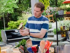 Bobby Flay's Barbecue Addiction is a high-impact cooking series that takes outdoor grilling to a whole new level! Quintessential grill master Bobby Flay pulls out all the stops and delivers a one-two culinary punch, showcasing his expert grilling techniques in surprising new ways. Using abundant flavor-packed ingredients from around the world, and surrounded by a sea of grills and the grilling tools he loves most, Bobby transforms a backyard into a mecca of barbecue deliciousness. In Bobb...