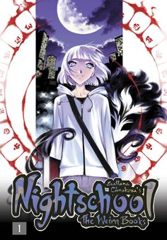 Night School, Volume 1: The Weirn Books. Get back to this series. 5 books out now. re-read #1