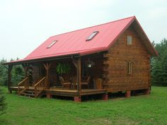 Image detail for -Small Cabin Plans and Building Kits: Tiny Home Designs That You Can ...