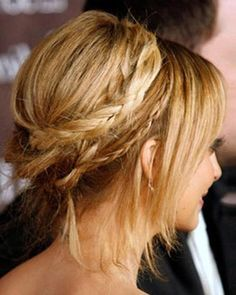 """Beautiful and Quirky - Braided Hairstyles! - Glamy Hair"""""""