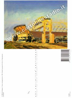 € 0,70 - code : NED-011 - AMSTERDAM ArenA - stadium postcard cartolina stadio carte stade estadio tarjeta postal