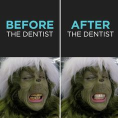 Don't be a #Grinch this #holiday season... Be sure to visit #KnollwoodDental! #MobileAlabama #MerryChristmas