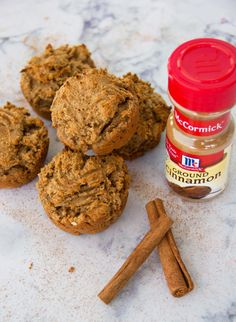 tone it up bikini series nutrition plan snickerdoodle muffin recipe healthy