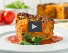 Video - Lasagne aus der Heißluftfritteuse