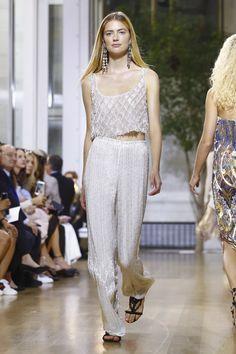 Oscar de La Renta Ready To Wear Spring Summer 2017 New York
