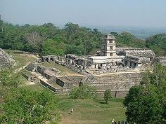 Palenque easily ranks with Chichen Itza, Uxmal and Tikal in architecture and magnificence Aztec Ruins, Mayan Ruins, Monumental Architecture, Ancient Architecture, Navigator Of The Seas, Maya Civilization, Western Caribbean, Tikal, Caribbean Cruise
