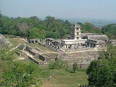 Pelenque Ruins, Mexico
