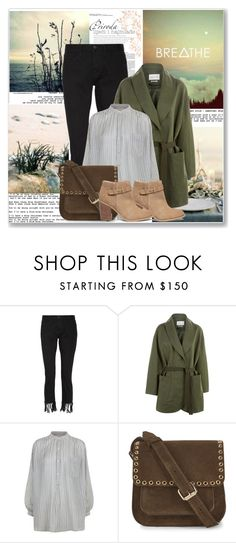 """""""Breathe"""" by lidia-solymosi ❤ liked on Polyvore featuring 3x1, Étoile Isabel Marant and Sole Society"""