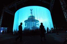 Ron Arad 720° art installation in Jerusalem - UPI.com