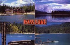 Bass Lake, California