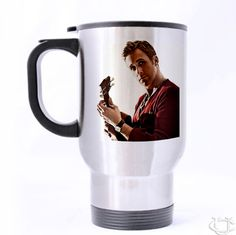 Ryan Gosling Travel Mug