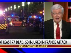 REPIN IF YOU AGREE!! JULY 15TH 2016 Newt: 'If They Believe in Shariah, They Should Be Deported'