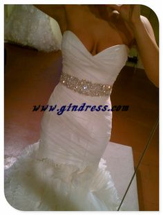 mermaid wedding dress mermaid wedding dresses...I want this!!!