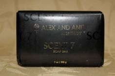 Alex and Ani (+) Energy Scent 7 Soap Bar 7 oz. Nurturing scented soap bar