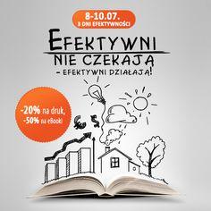 Promocja: 3 dni efektywności na Onepress.pl.  -20% na wybrane książki drukowane oraz -50% na wybrane ebooki.  http://onepress.pl/promocja/902/  #promocja #ksiazki #onepress #biznes #efektywnosc