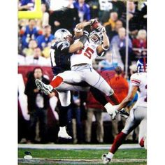 Autograph 121856 New York Giants The Super Bowl Xlii Catch Image Jsa Coa David Tyree Autographed 16 x 20 in. Photo, As Shown