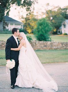 Elegant black tie wedding ~ Odalys Mendez Photography - black tie groom, traditional wedding