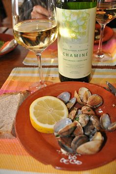 Chamine and Clams