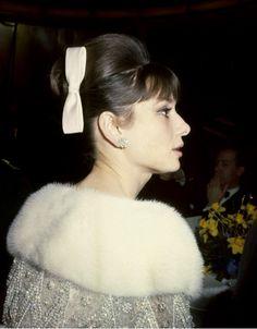 Audrey Hepburn beautiful and classy
