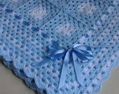 Crochet White Christening Baptism Baby B - Diy Crafts - Qoster Baby Afghan Crochet, Baby Girl Crochet, Crochet Baby Clothes, Crochet Blanket Patterns, Baby Knitting Patterns, Baby Patterns, Hand Crochet, Crochet Stitches, Knit Crochet