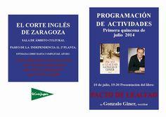 opinión-debate: Actividades Julio en el Ámbito Cultural de El Cort...