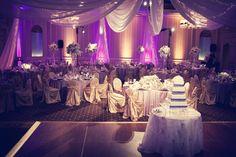 Such an elegant reception - so gorgeous! Photo by Roee. #minnesota #wedding #decor