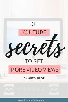 5 Crucial Video Marketing Tips Youtube Hacks, Youtube Secrets, Vídeos Youtube, Youtube Video Ideas, Youtube Logo, Youtube Channel Name Ideas, Youtube Banner Backgrounds, Youtube Banners, Tittle Ideas