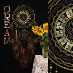 Dreamcatcher onyx green mosaic Dream Catcher Large Dreamcatcher New Dream сatcher gift idea NEW YEAR dreamcatcher boho dreamcatcher wall gift          This amulet like Dreamcatcher - is not just a decoration of the interior. It is a powerful amulet, which is endowed with many properties:    - Dreamcatcher protects and ensures a healthy sleep to the owner;    Dreamcatcher  helps in practice lucid dreaming. It helps to recognize  himself in a dream, as well as protects from negative…
