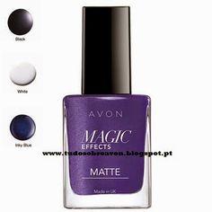 Tudo sobre Avon: Avon Magic Effects - Matte