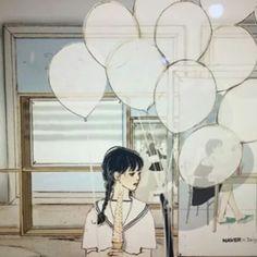 SAVE = FOLLOW / SAVE NO FOLLOW : BLOCK!! 고마워. ( HAN - MIN ) 💚 Anime Gifs, Anime Art, Aesthetic Art, Aesthetic Anime, Cute Couple Art, Cute Girl Wallpaper, Korean Art, Love Art, Art Inspo