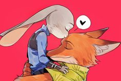 Apparently foxes choose mates for life. THEREFORE THE SHIP WILL NEVER END!!!