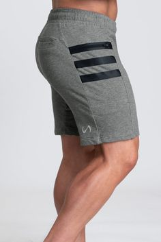 Product Description+The TLF™ RESOLUTE SHORT takes superior gym performance to a new level with the perfect above the knee fitted design. TLF's PERFORMANCE TERRY™ fabric not only gives you what you need in the gym but adds that extra street. Mens Leisure Wear, Gym Outfit Men, Sport Shorts, Gym Shorts, Men's Wardrobe, Athletic Fashion, Mens Sweatshirts, Fashion 2020, Street Wear