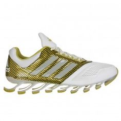Tênis Adidas Springblade Drive 2 Gold Pack -